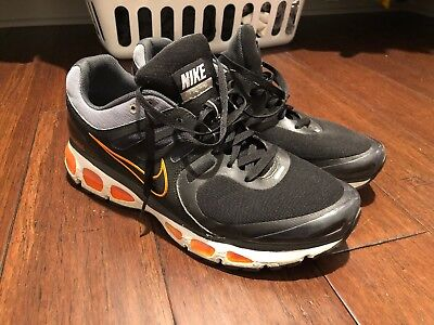 NIKE AIR MAX Tailwind 2 Mens Size 13 Running Shoes Black