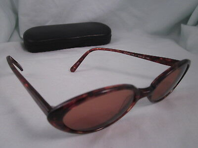 2f1604cd61b9 GUESS Rx Sunglasses Brown Oval GU724 105-1 Plastic Eyeglass Frames Tortoise  724