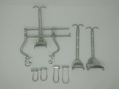 Grieshaber Balfour / Balfor Retractor Removable Blades
