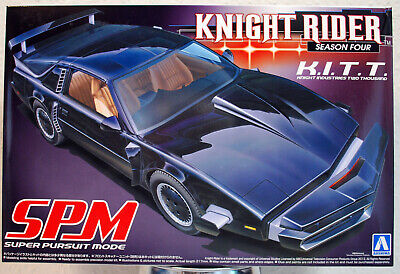 1982 Pontiac Firebird Trans Am Knight Rider K.I.T.T. Season Four Aoshima 043554