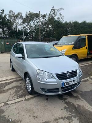 Volkswagen Polo 1.2 ( 60P )  3 door S 57 Reg 81k Miles mot March 2020