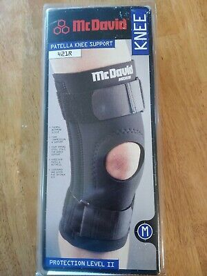 33e46696 McDavid 421R Patella Knee Support w/ Lateral Stays Level 2 Support Medium