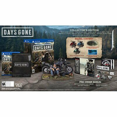 Days Gone: Collectors Edition for Playstation 4 Pre order