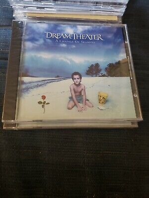 A Change of Seasons [EP] by Dream Theater (CD, Sep-1995 Elektra(Label) Long Play