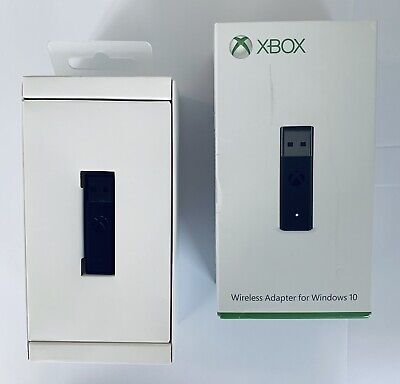 Xbox wireless adapter for Windows 10 Microsoft