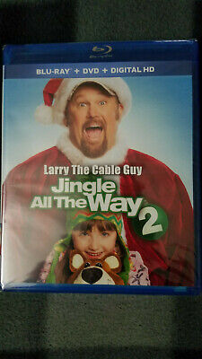 Jingle All the Way 2 (Blu-ray, DVD Disc, Digital HD, 2014,)