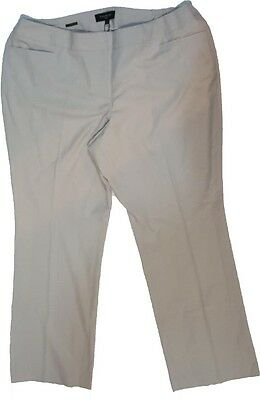 Talbots Women Signature Dress Pant With Two Front pockets -BH684 246908