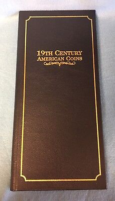 19th Century American Coins by Danbury Mint - Never been Display -