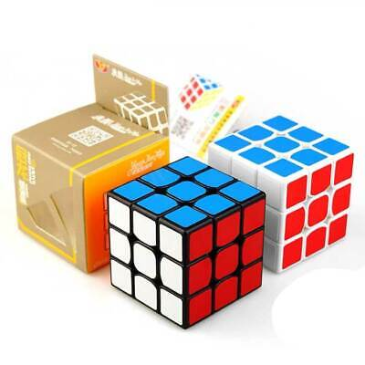 3x3x3 Magic Cube Ultra-Smooth Professional Speed Cube ABS Puzzle Twist Rubix Toy