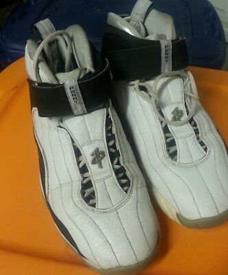 7feca3eb556959 VINTAGE 1998 NIKE Air Penny Hardaway IV Basketball Shoes Size 11.5 ...