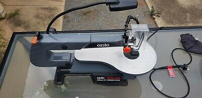 """Ozito Scroll Saw 16"""" Variable Speed in excellent condition"""