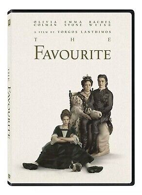 The Favourite (DVD,2018) (DVD, 2019) NEW SEALED - FREE FAST SHIPPING 🚀
