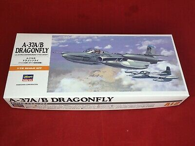 Hasegawa 1/72 the United States Air Force A-37A / B Dragon Fly Model A12