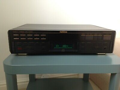 REVOX B226-S. Vintage CD Player. Serviced and recapped.  G.W.O.  Read Full Info.