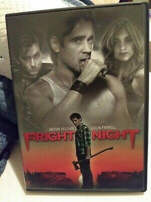 Fright Night (DVD, 2011) USED