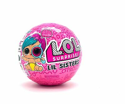 LOL Surprise - Lil Sisters - Serie 4-2A L.O.L. Ball Puppe Überraschung - MGA