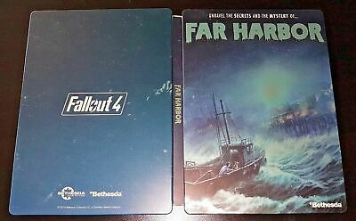 Fallout 4 : Far Harbor - Steelbook - Ultra rare - G1 - Playstation 4 - PS3 XBOX