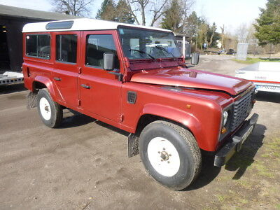Land Rover Defender 300 Tdi Station