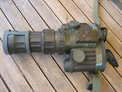 Bw Night Vision Device Fero51 Zeiss / AEG Infrared Fero 51 with New