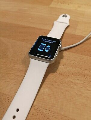 Apple Watch 42mm Silver Aluminum Sport MJ3N2FD/A