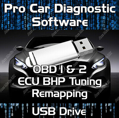 Obd1 & Obd2 Car Diagnostic Software Ecu Bhp Tuning Remapping Elm 327 Download