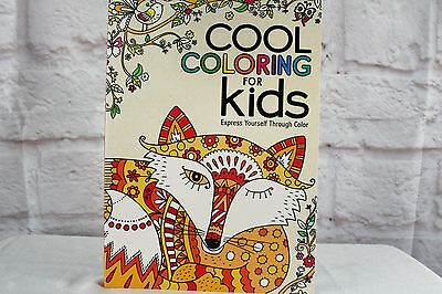 Express Yourself Through Animal Coloring Book Cool For Adults And Kids