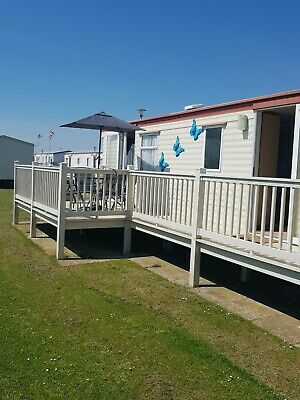 Caravan for hire ,rent ,let at chapel st leonards