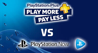1 month playstation plus  (2 weeks accounts x2 ) + 7 days Playstation Now Trial
