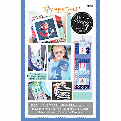 Kimberbell, The Simple 7 For Summer! (Vol. 1 At The Beach)