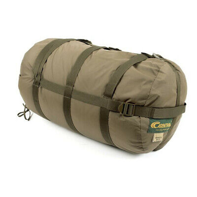 5ad483881f8 New Carinthia Sleeping Bag Defence 4 Olive Large to -15° C + Compression  Sack