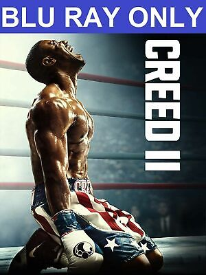Creed II (2018) BLU-RAY Disc ONLY