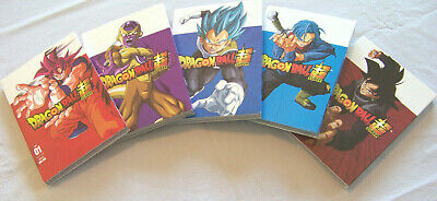 Dragon Ball Super: Complete Series DVD Part 1, 2, 3, 4, 5 FREE SHIPPING