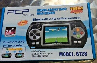 788 in 1 PCP console Bluetooth handheld portable 16bit retro games 788 in 1