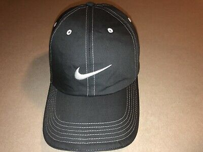 addb225305ad3 NIKE GOLF DAD Hat Cap Adjustable Gray Grey Anthracite Charcoal White ...