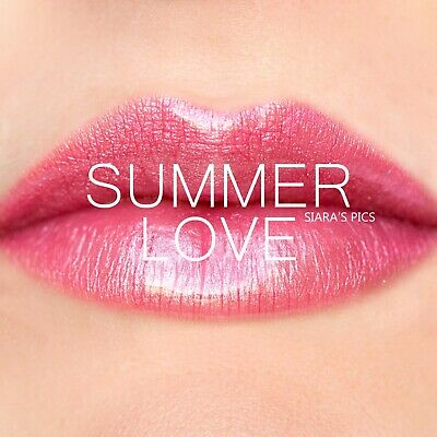 SUMMER LOVE Lipsense Lipstick - DISCONTINUED by Senegence
