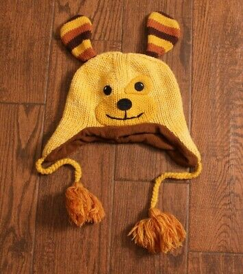 PUPPY Kids Hat Soft Lined Boys Girls Childrens Age 2-6 Kyber Outerwear
