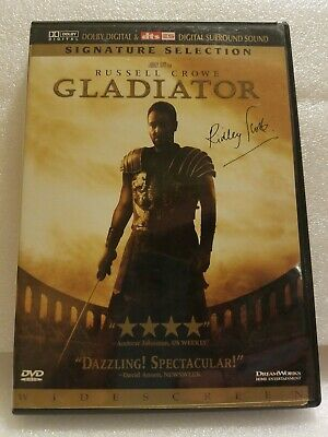 Gladiator  Signature Selection (Two-Disc Collector's Edition DVD) FREE SHIPPING