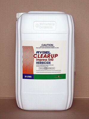 CLEARUP GLYPHOSATE 540 HERBICIDE 20-L (Equiv. Roundup Powermax)