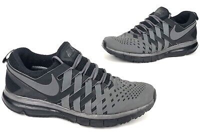san francisco 4ef24 0956f Nike Fingertrap Max Training Shoes Gray   Black Mens Size 13. US 644673-001