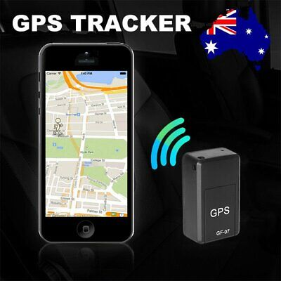Mini Magnetic Car SPY GSM GPRS GPS Tracker Real Time Tracking Locator Device AU