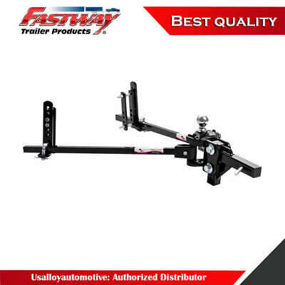 Fastway Trailer 92-00-1000 e2 10K Trunnion Weight Distributing Hitch