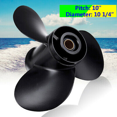 10 1/4 x 10 Boat Outboard Propeller Engine For Suzuki 20-30HP 58100-96410-019
