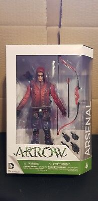 Dc Collectibles Arrow The Tv Series Action Figure #7 Arsenal