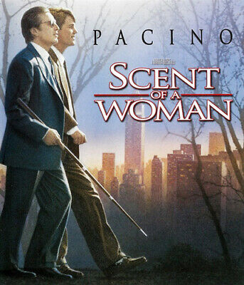 Scent of a Woman (1992 Al Pacino) BLU-RAY NEW