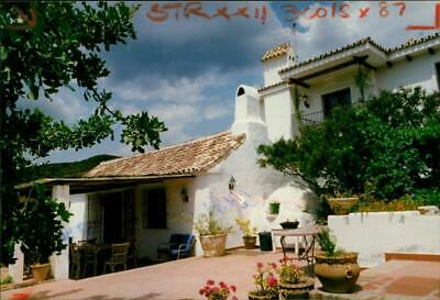 Lago de Leones, villa in Spain - Vintage photo