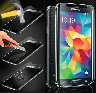 Glass Vitre Protection D'Ecran Verre Trempe Pour Samsung Galaxy S6 Edge Plus +