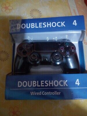 CONTROLLER PS4  compatibile per ps4 WIRED CONTROLLER