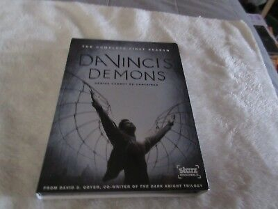 DA VINCI'S DEMONS  The Complete SEASON 1  DVD