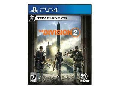 Videogioco Ubisoft The division 2 Sony PS4 Playstation 4