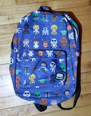 LOUNGEFLY X STAR Wars Baby Character Print Backpack -  35.00  f15ca62a1ef47